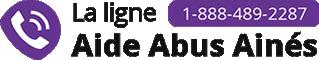 Ligne Aide Abus Aînés (Ligne AAA)