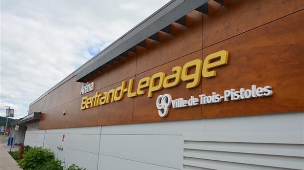 Aréna Bertrand Lepage