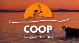 COOP Kayaks de mer des Îles